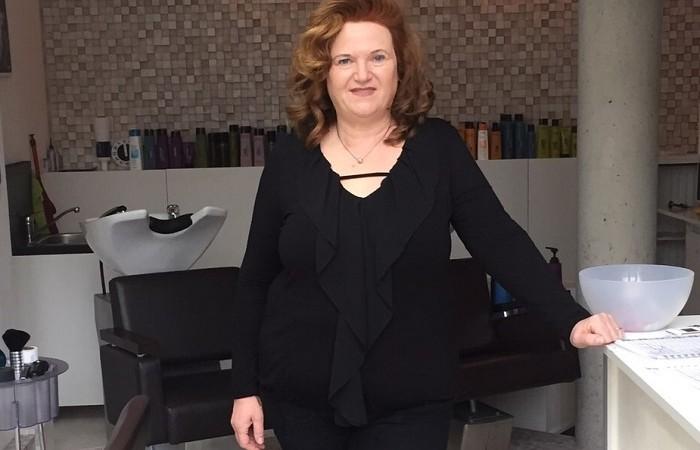 Zufriedene Kunden bei Christian Schneider Haardesign (2)